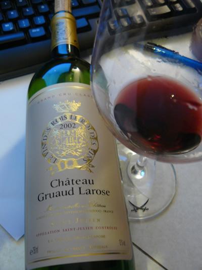 Gruaud Larose 2002